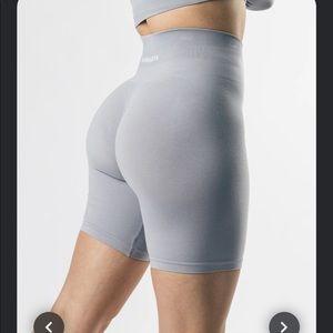 Alphalete amplify thundercloud shorts